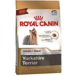 Ração Seca Royal Canin para Cães Adultos da Raça Yorkshire 2,5 kg